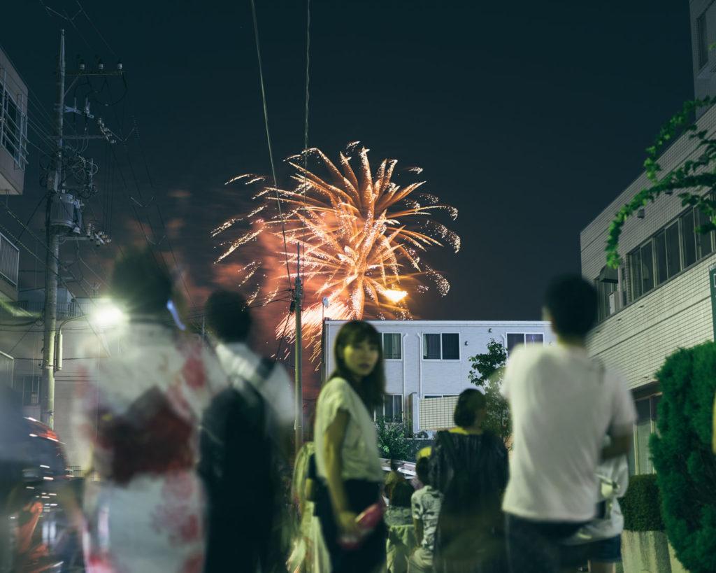 【2018花火大会】東京・江東花火大会
