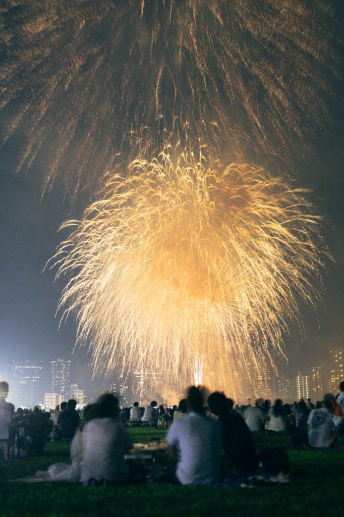 【2018花火大会】東京・花火の祭典(大田区平和都市宣言記念事業)