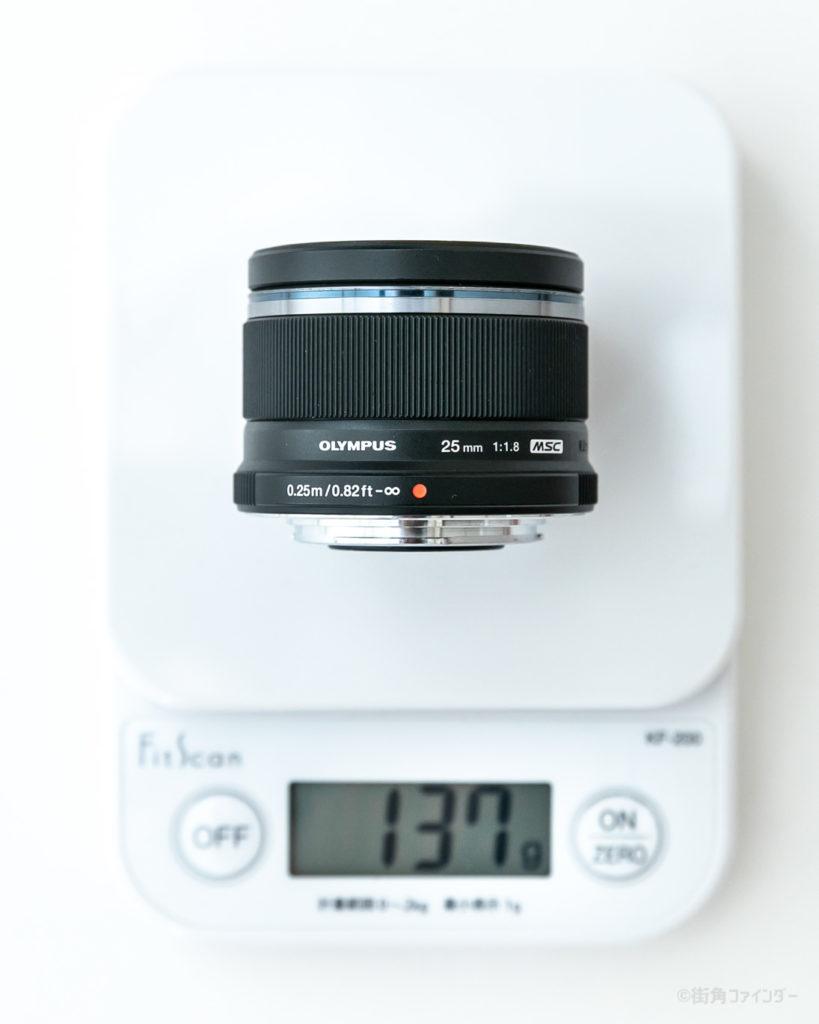 【OM-D E-M10 Mark III編】初心者にオススメするオリンパスのミラーレスカメラ,M.ZUIKO DIGTAL 25mm F1.8