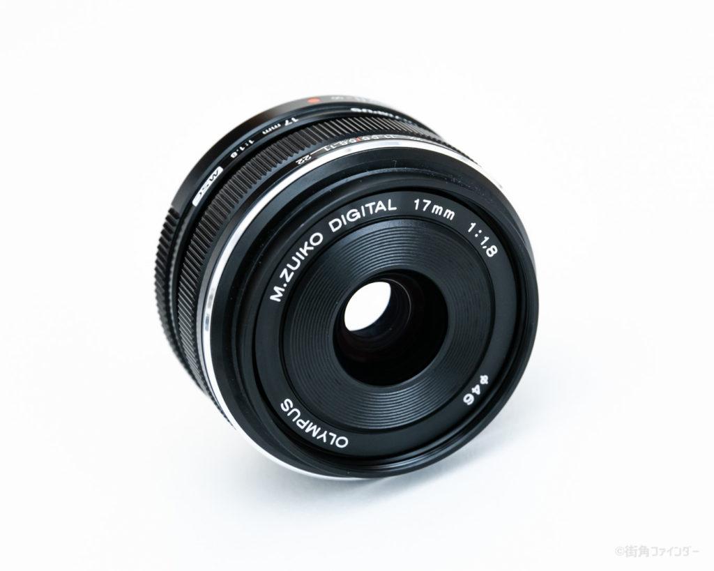 【OM-D E-M10 Mark III編】初心者にオススメするオリンパスのミラーレスカメラ,M.ZUIKO DIGTAL 17mm F1.8