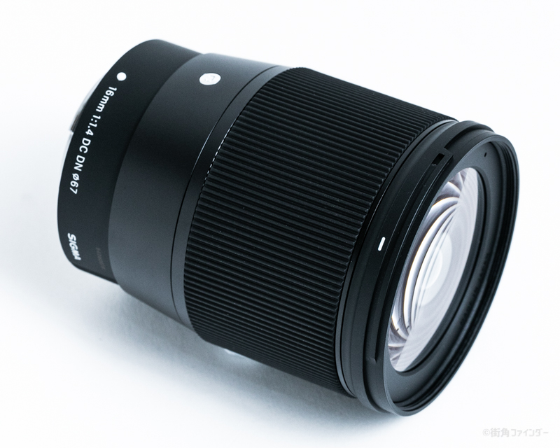 【実写レビュー】SIGMA 16mm F1.4 DC DN | Contemporary